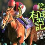 2014年有馬記念重賞レース解説
