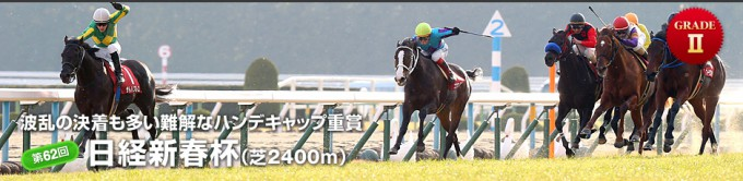 2015年日経新春杯