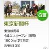 東京新聞杯の注目馬と予想