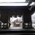 ソフトバンクのCM【白戸家「島根でスマネ」篇】の舞台 島根県出雲市の長浜神社に行って来た。