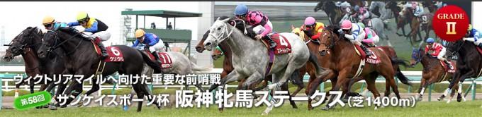 2015年阪神牝馬S