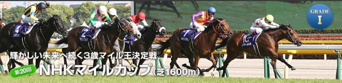 2015年NHKマイルC予想