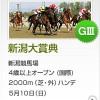 【予想追記】新潟大賞典出走馬の前走チェックコメントと「勝ちポジ」予想