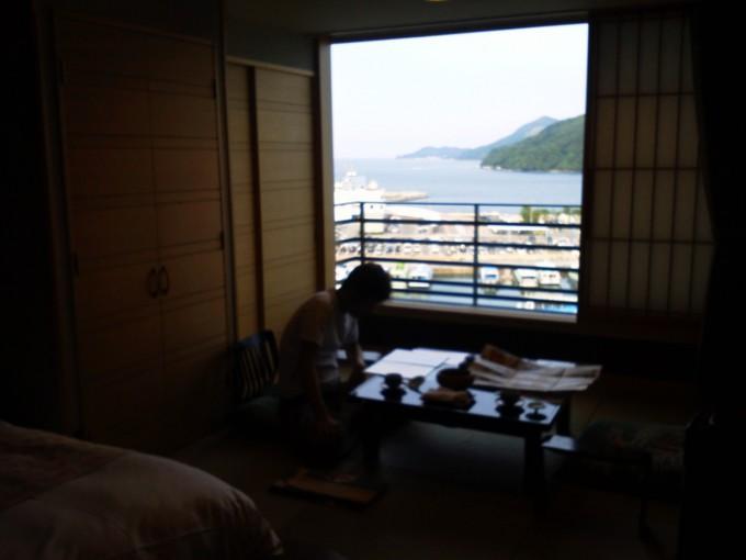 鳥羽の温泉宿「戸田家」のお部屋8