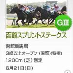 函館スプリントS2015のレース回顧と次走以降の注目馬と、ぜひとも次走で狙いたい穴馬
