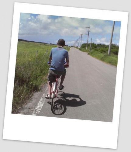 竹富島サイクリング