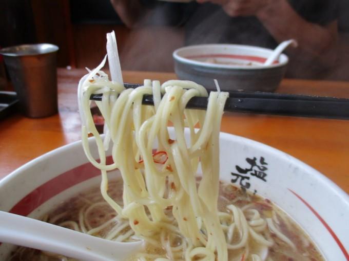 塩元師小野店天然塩麺