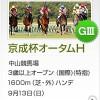 【予想追記】京成杯オータムH2015予想:出走馬の前走チェックコメントと「勝ちポジ」予想