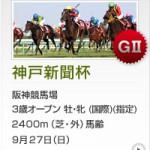 神戸新聞杯2015のレース回顧と次走以降の注目馬と、菊花賞の秘密兵器