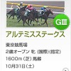 アルテミスS2015のレース回顧と次走以降の注目馬と、阪神ジュベナイルフィリーズの穴候補やクラシック注目馬など