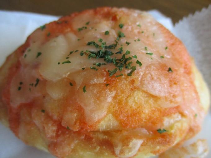 松江出雲で人気のパン屋森のくまさん博多じゃが明太子パン