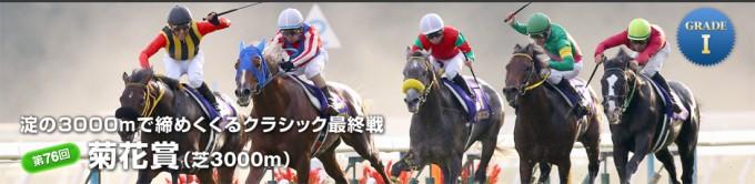 2015年菊花賞