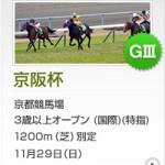 京阪杯2015のレース回顧と次走以降の注目馬と、JRAさんへのお礼と要望