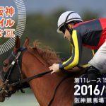 難解な2歳女王決定戦阪神JFと、先週の馬場傾向(12月3日,4日)と、今週の馬場予想(12月10日,11日)