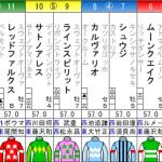 阪神C2018予想に:過去10年の傾向と、過去4年の結果